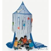 Solar System - Planet - Outer Space Tent by Bunco Game Shop