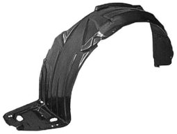 OE Replacement Honda Civic Front Driver Side Fender Inner Panel (Partslink Number HO1248121)