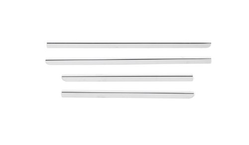 - Putco 97501 Stainless Steel Window Trim