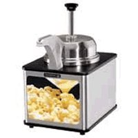 Popcorn Butter Server (Server 86540 Supreme Butter With Pump & Spout Warmer)