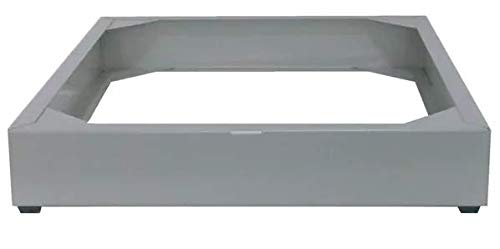 Quincy Lab 100SCB-B Beige Steel Base for Beige Slide Cabinet, 18-3/4'' Depth x 15-3/4'' Width x 4-7/8'' Height