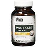 Mushroom + Herbs Mental Clarity Gaia Herbs 3 Pack