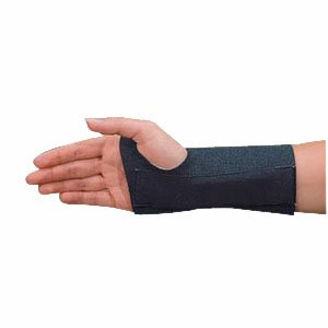 54A919801 - Universal Wrist Splint Adult, One Size, Left by Patterson Medical (Image #1)