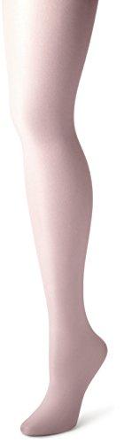 Danskin Women's Shimmery Footed Tight