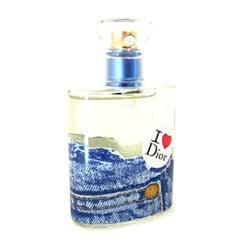 I Love Dior By Christian Dior For Women. Eau De Toilette Spray 1.7 Oz