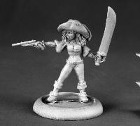 Racquel Blackrose, Buccaneer by Reaper