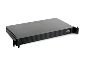 1U Compact Server/Desktop mini-ITX Chassis