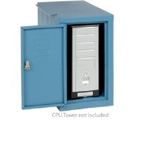 - Computer Cabinet Side Car, Blue, 12