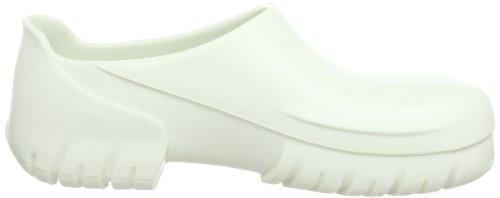 ALPRO A 630 010292 - Zuecos unisex marfil - Elfenbein (Weiß)