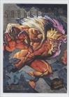 Sabretooth (Trading Card) 1995 Fleer Ultra X-Men - Hunters & Stalkers - Silver #6 by Fleer Ultra X-Men