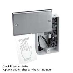 Securitron SP-1L Replacement Touch Sense Plate sticker only by Securitron