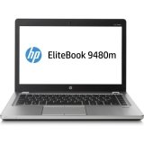 HP EliteBook Folio 9480m, i5-7500 @3.4 GHZ, 8GB, 1024GB HDD