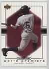 Juan Uribe #/2,000 (Baseball Card) 2001 Upper Deck Ovation - [Base] #71 - 2000 2001 Upper Deck