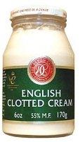 Clotted Cream - Plain (6 ounce)