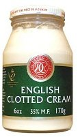 Clotted Cream - Clotted Cream - Plain (6 ounce)