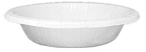 128 Bowls 20 Oz Utensilux Ultra Strength Paper Disposable Bowls