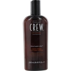 (American Crew Men Light Hold Texture Lotion, 8.45 Ounce)