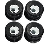 Dobinsons Adjustable Front Polyurethane Caster Bushing Kit 0°, 2.5°, 3.5° for Toyota Land Cruiser 80 Series 1990-97