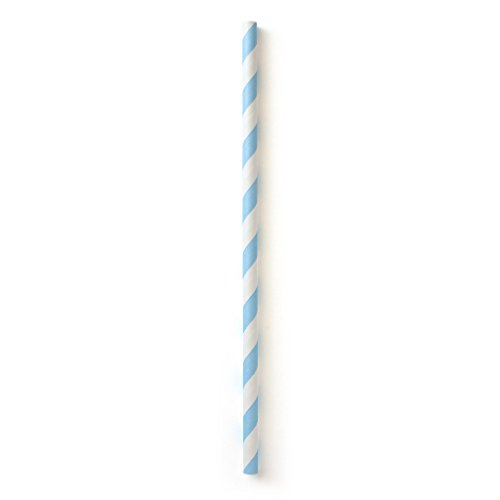 Susty Party Straw, Blue by Susty Party
