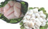 Charleston Seafood Red Snapper & Scallops, 64-Ounce Box by Charleston Seafood