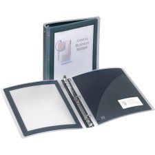 Avery Flexi-View Round Ring View Binder