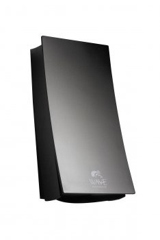 Better Living Wave dispenser–dispense doccia–Finitura nera 435ml