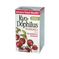 Kyolic Cran Logic Cran-max Cranberry Extract Plus Probiotics, 60 Count