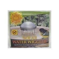 SOLAR WATER WIGGLER FOR BIRD BATH - 3X6.75 INCH by DavesPestDefense