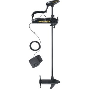 "MinnKota Pontoon 55 Hand Conrol Trolling Motor (55lbs Thrust, 52"" Shaft)"