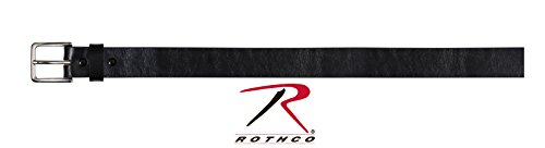 Garrison Belts Military Clothing Accessories (Rothco Bonded Leather Garrison Belt, Size 44/1)