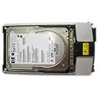 HP 73GB SCSI 365695-007 10K U320 Hard Drive + Tray MAW3073NC