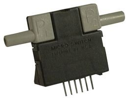 Air Flow Sensor, AWM2000 Series, -200sccm to 200sccm, 25 psi, 8 to 15 Vdc, Radial by Honeywell