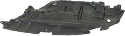 Crash Parts Plus Driver Side Plastic Engine Splash Shield for 2013-2015 Toyota Avalon TO1228198