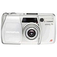 Olympus Infinity 76 38-76MM Zoom 35MM Compact Camera