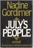 July's People, Nadine Gordimer, 0670410489