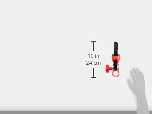 21GmAoNffXL Fiamma 04133-01- Fahrradhalter Bike-Block Pro 1 rot