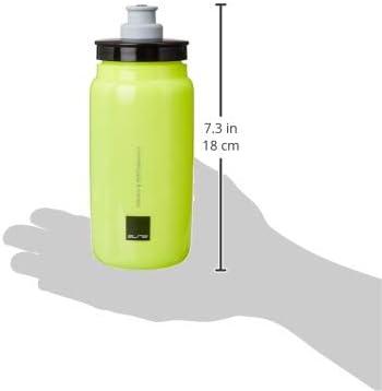 1 unidades Elite 0160701 fly botella 750 ML transparente//gris