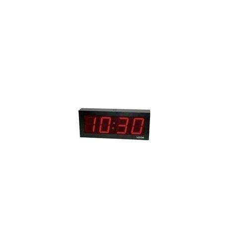 Ip Poe 4 Digit- 4 Inch Digital Clock