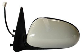 TYC 5710132 Nissan Maxima Driver Side Power Non-Heated Replacement Mirror ()