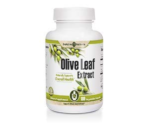Olive Leaf Extract Extra Strength (800 mg) 180 count by BioActive ()