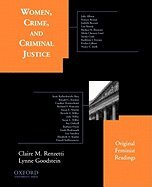 Read Online Women, Crime, and Criminal Justice : Original Feminist Readings PDF