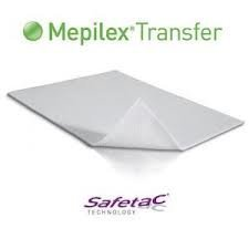 Mepilex® Transfer, 8˝ x 20˝, Box of 4