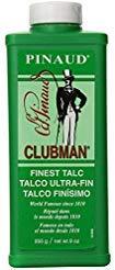 Talc Clubman - Pinaud Clubman Powder 9 oz (Pack of 7)