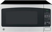 GE JES2051SNSS Countertop Microwave, 2.0 (Ge Stainless Steel Profile 2-2 Cu Ft Microwave)