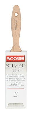 Wooster Brush 5222-2 Silver Tip Paintbrush, 2-Inch