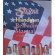 Sierra Handgun Reloading Manual (Hardcover, ()