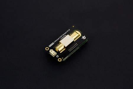 (DFRobot Gravity: Analog Infrared CO2 Sensor for Arduino (0~5000 ppm) (SEN0219))