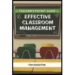 The Teacher's Pocket Guide for Effective Classroom Management by Knoster,Tim. [2008] Paperback PDF