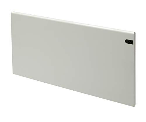 Adax Neo NP - Radiador eléctrico moderno, Altura 370mm, 1400W | Anticongelante | KDT Blanco | IP20C
