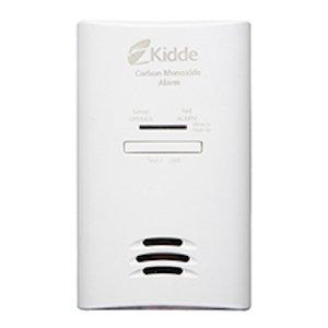 Kidde 25772 - AC/DC Plug-in Carbon Monoxide Alarm with Battery Backup (21025772 KN-COB-DP2)